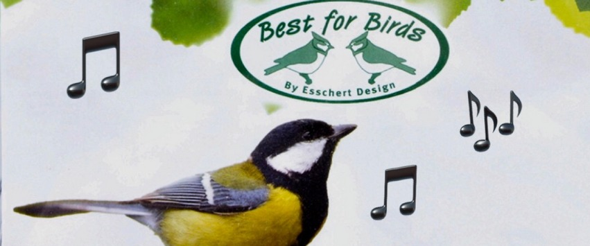 cd disque chants d oiseau esschert design