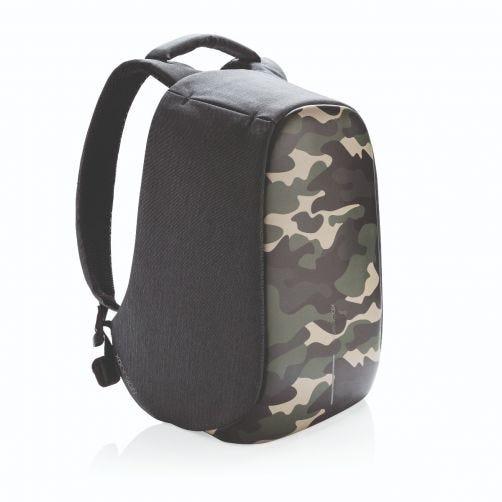 XD Design BOBBY COMPACT, sac à dos Antivol nomad (print camouflage vert)