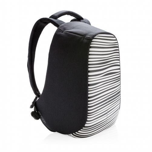 XD Design BOBBY COMPACT, sac à dos Antivol nomad (print camouflage noir)
