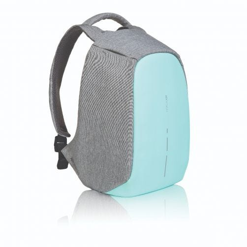 XD Design BOBBY COMPACT, sac à dos Antivol nomad (vert menthe et gris)