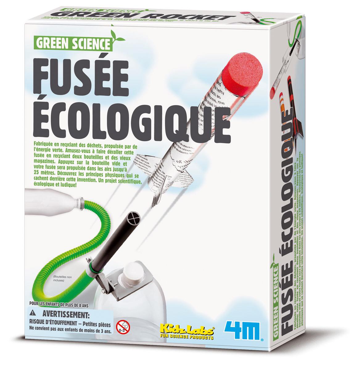 Fusée écologique – Green rocket