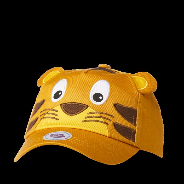 Casquette animaux Théo le tigre