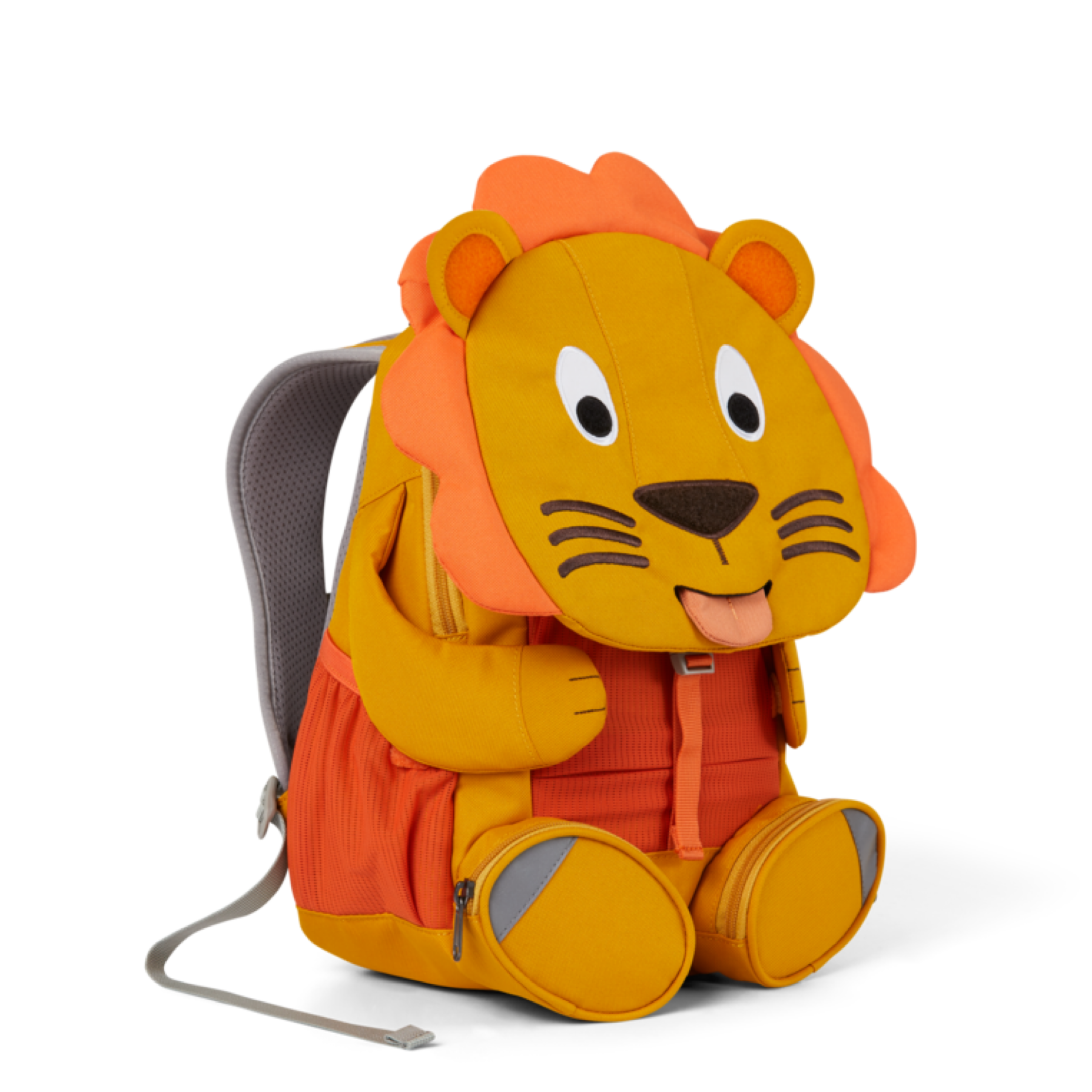 Léo le lion : sac à dos pour enfants. Grands amis (3-5 ans)