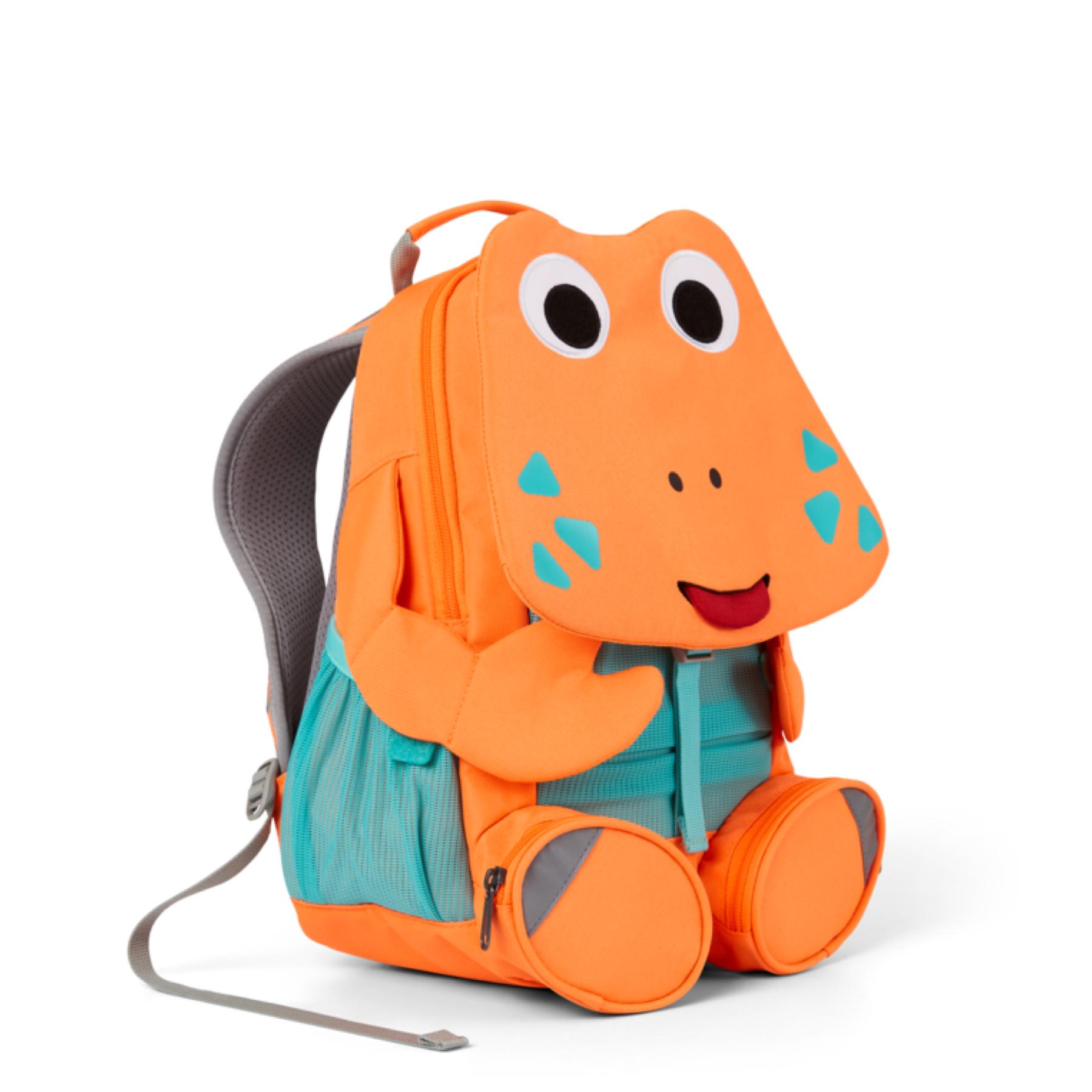 Manon le crabe : sac à dos pour enfants. Grands amis (3-5 ans)