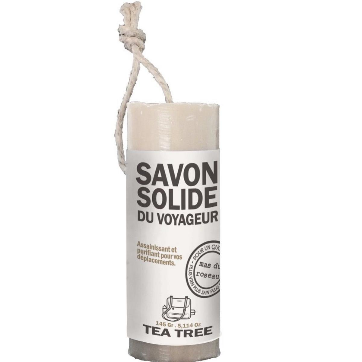 Savon au tea tree / Stick du voyageur