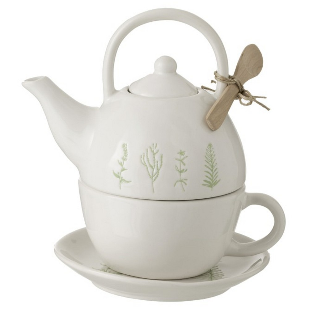 Théière tea for one GREEN