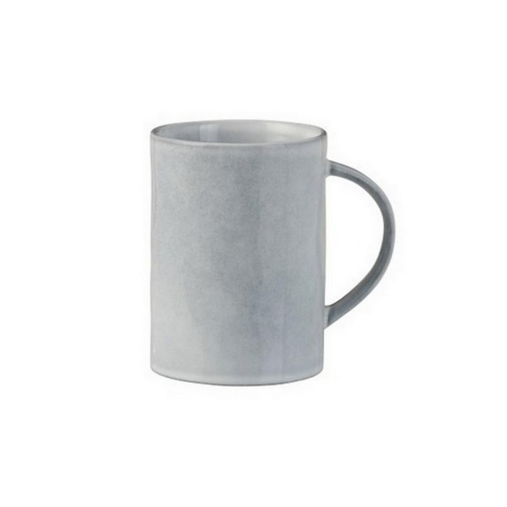 Mug Louise en céramique gris bleu