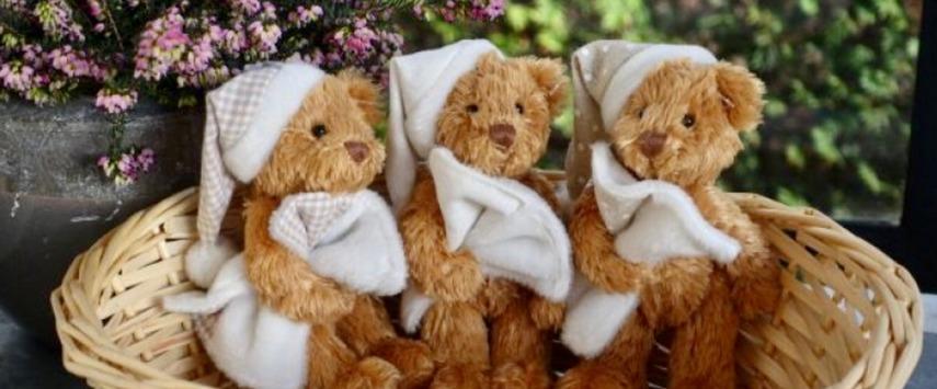 la galleria ours en peluche jouet nounours  de collection une idee cadeau chez ugo et lea