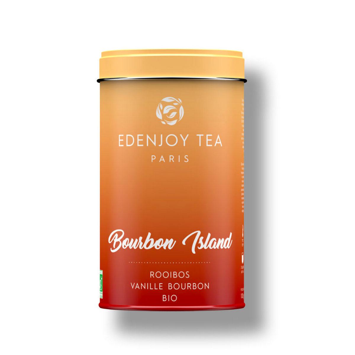 Rooibos bio vanille bourbon : Bourbon Island