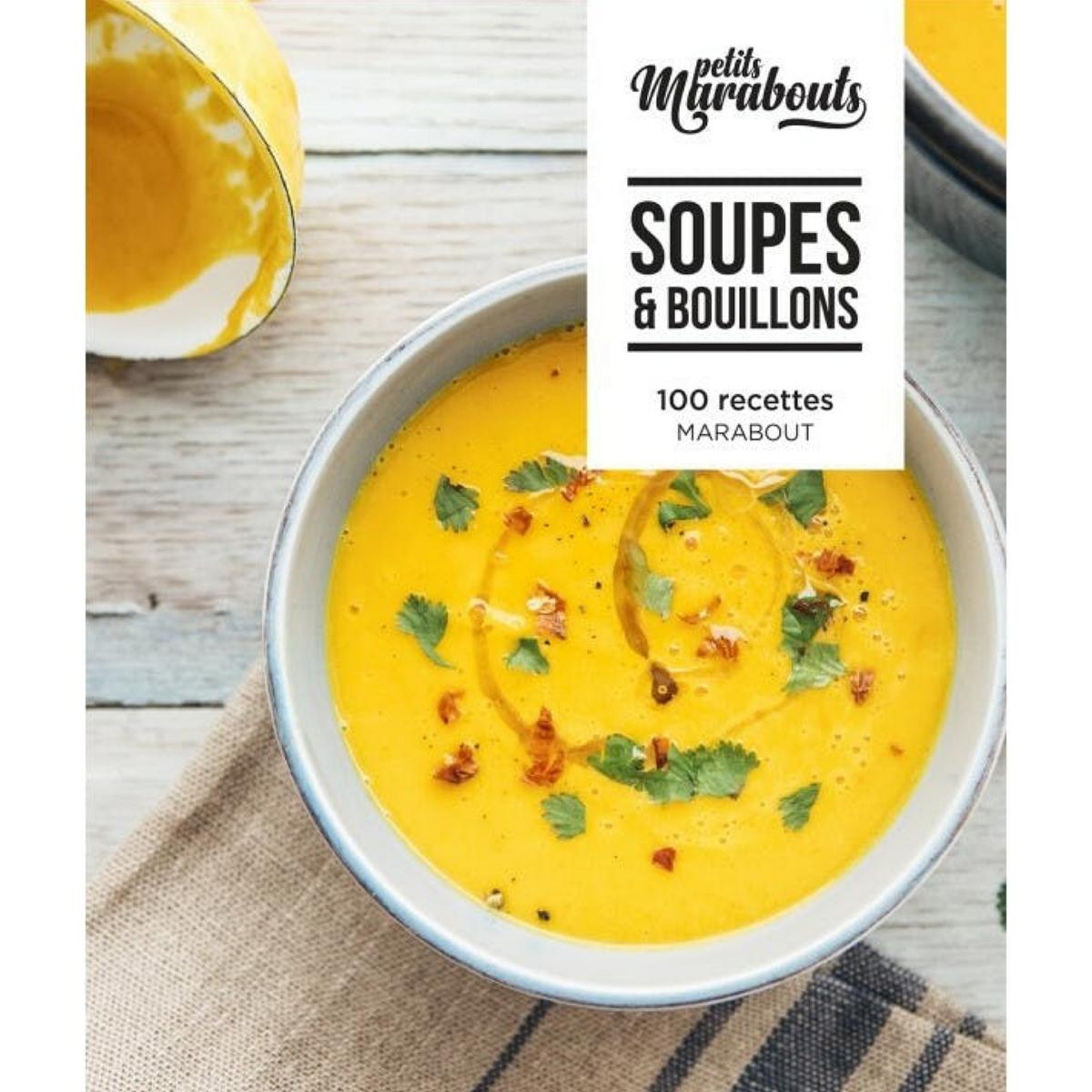 Soupes & bouillons / Collection 100 recettes