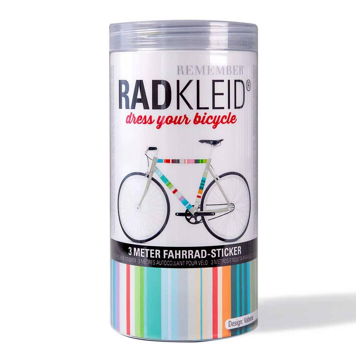 Sticker de cadre vélo Vabene
