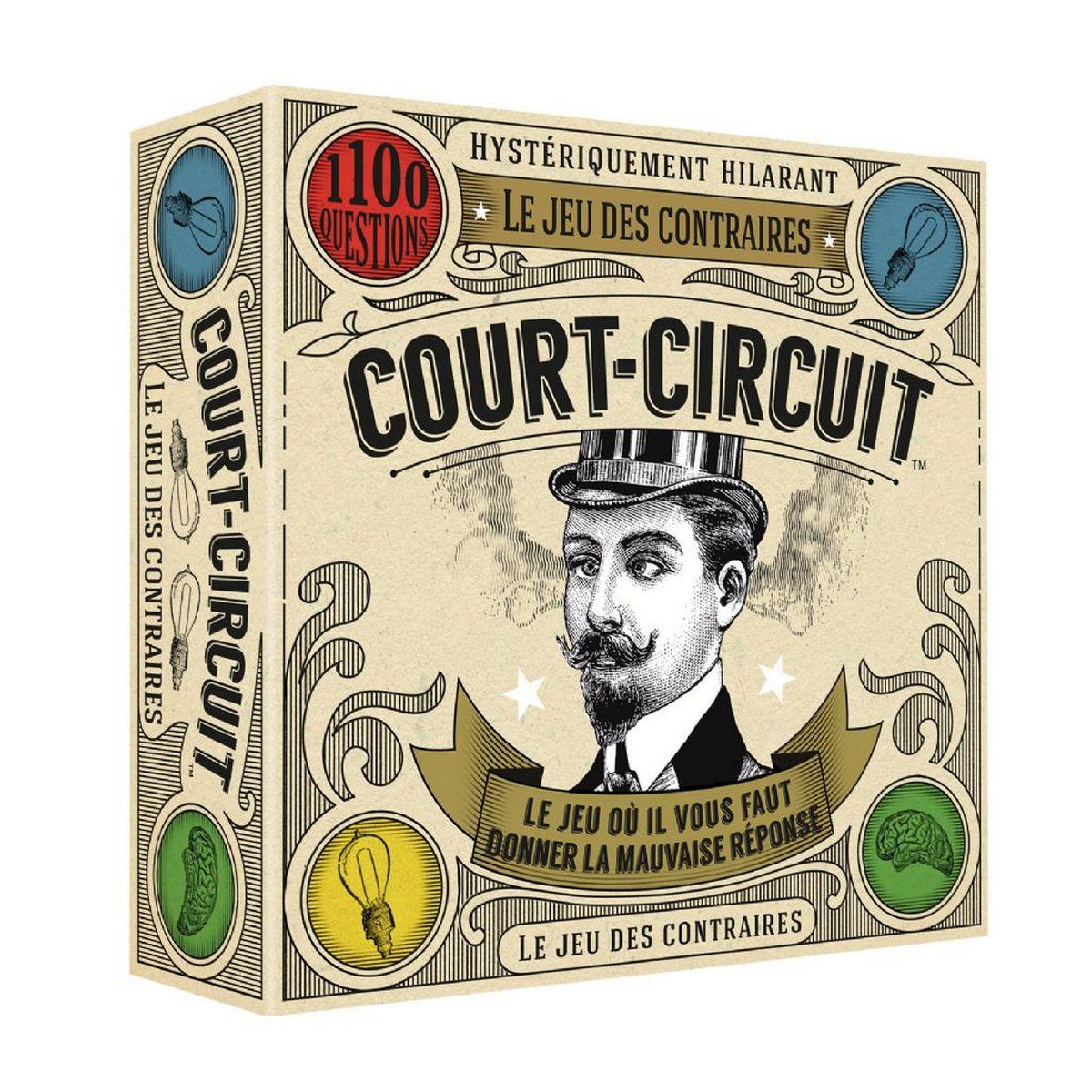 Court-circuit, jeu quiz des contraires
