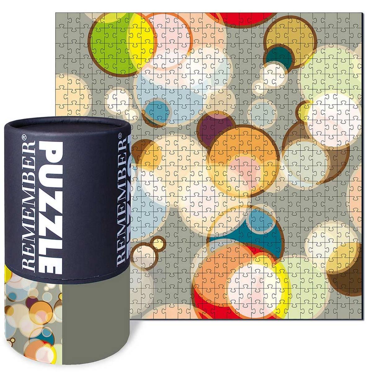 Puzzle 500 pièces BUBBLES