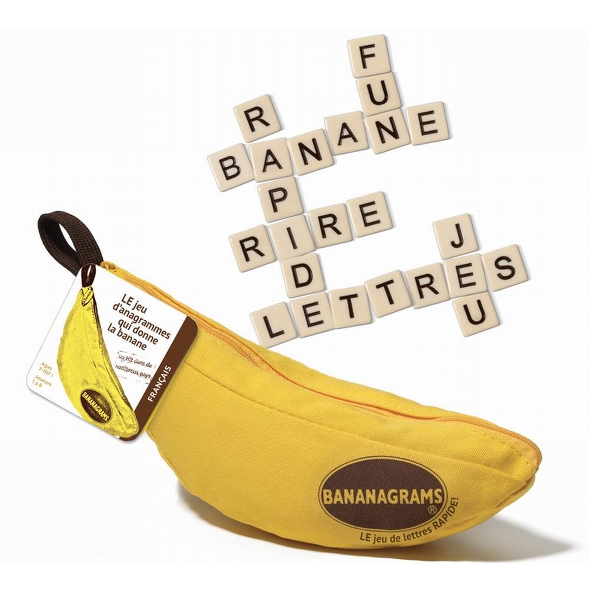 Jeu de société Bananagrams
