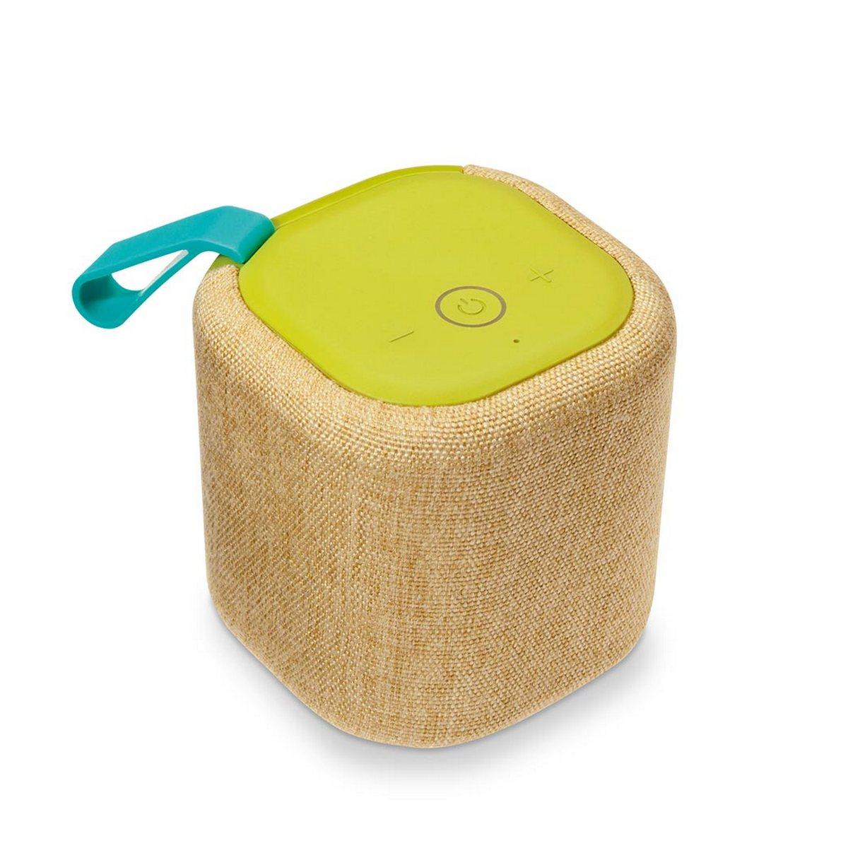 Enceinte Bluetooth portative Basso Verde