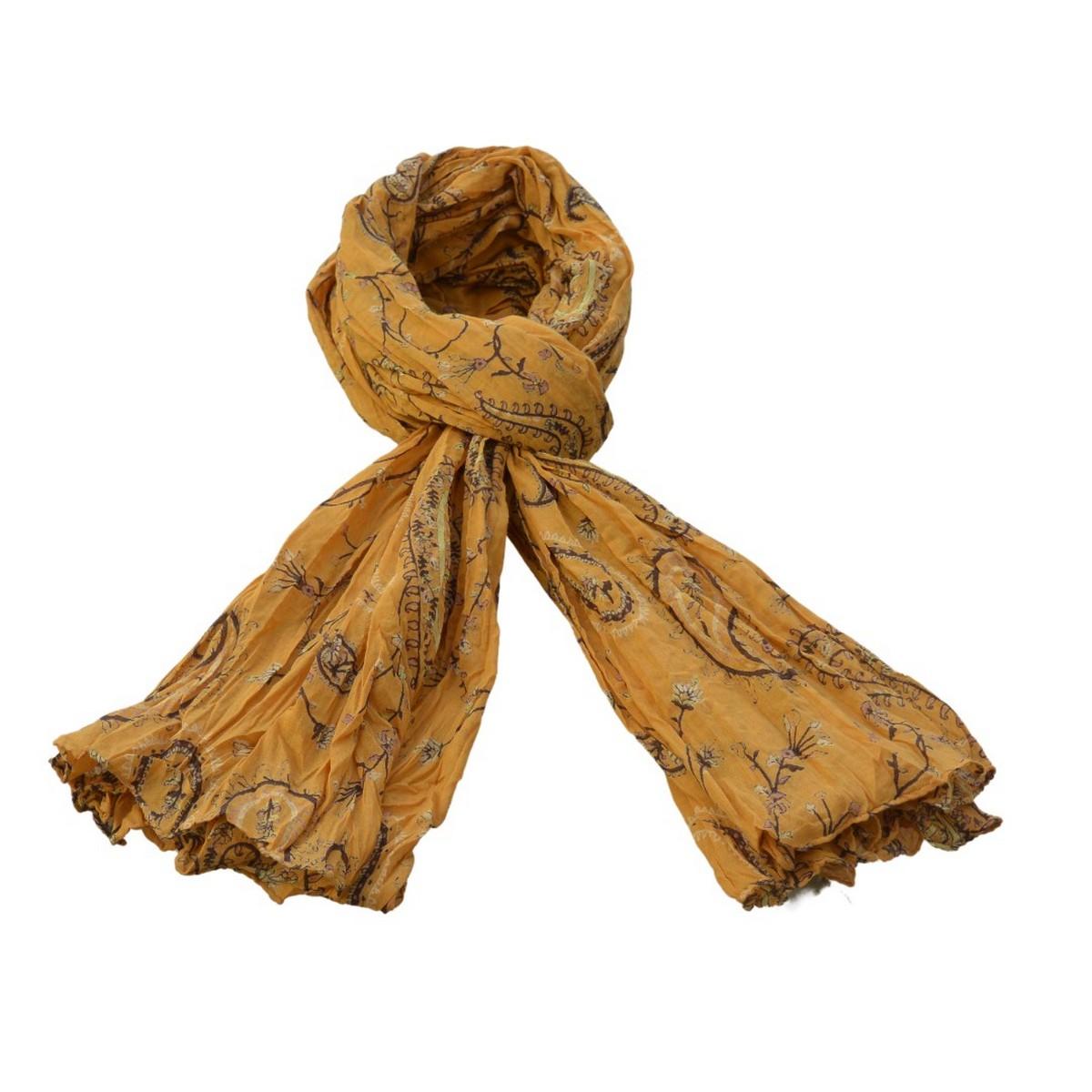 foulard zen ethic grande-etole-raj-voile-de-coton-110x180cm une idee cadeau chez ugo et lea   (4)