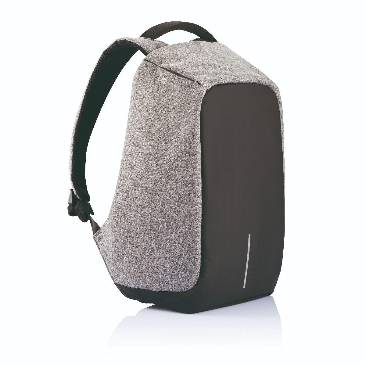 Bobby Original, sac à dos Antivol nomade gris
