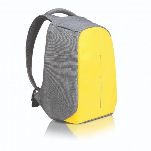 XD Design BOBBY COMPACT, sac à dos Antivol nomad (jaune et gris)