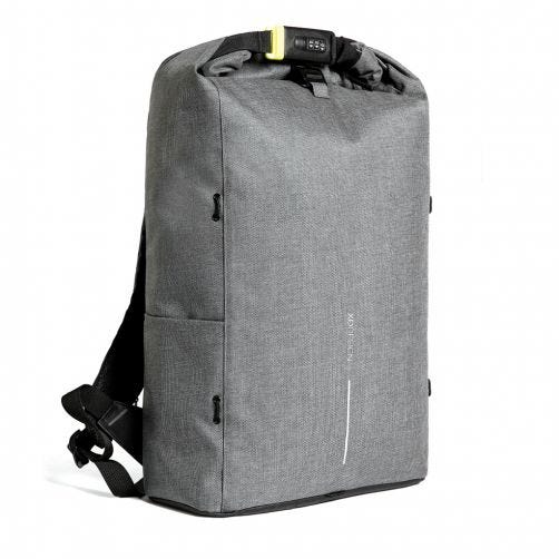 Bobby Urban Lite, sac à dos Antivol anti-cut nomade gris