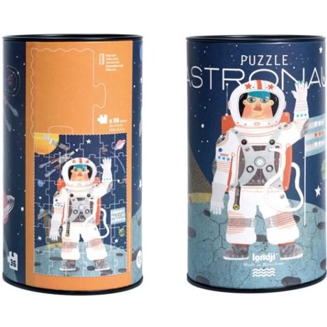 Puzzle 3/6 ans  L'astronaute / Astronaut