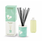 CHEZ UGO ET LEA lumière et senteur esteban orchidée blanche bouquet parfumé 3