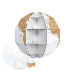 CHEZ UGO ET LEA image et culture luckies of london carte a gratter 3D 3