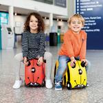 trunki coccinelle valise enfant 1