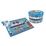 scratch puzzle ferry boat
