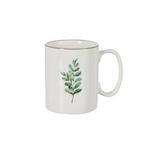 jolipa j line tasse mug en porceleine blanche avec une feuille verte une idee cadeau art de la table  (2)