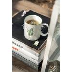 jolipa j line tasse mug en porceleine blanche avec une feuille verte une idee cadeau art de la table  (5)