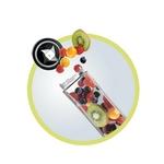 DETOXIMIX MINI BLENDER GREY pour jus de fruit ou smoothies une idee cadeau chez ugo et lea (7)