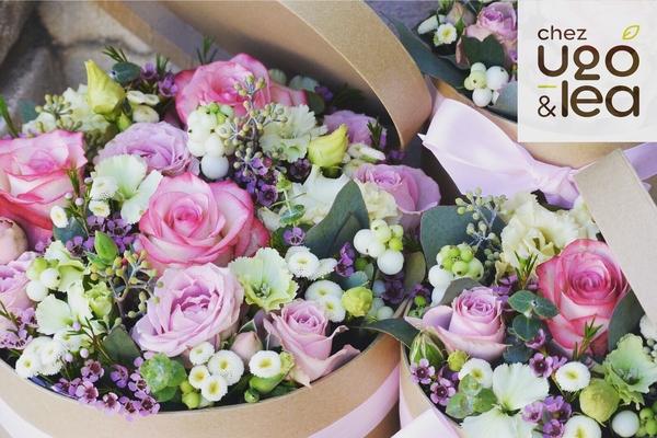 CHEZ UGO & LÉA Artisans fleuristes fleurs & créations florales 5