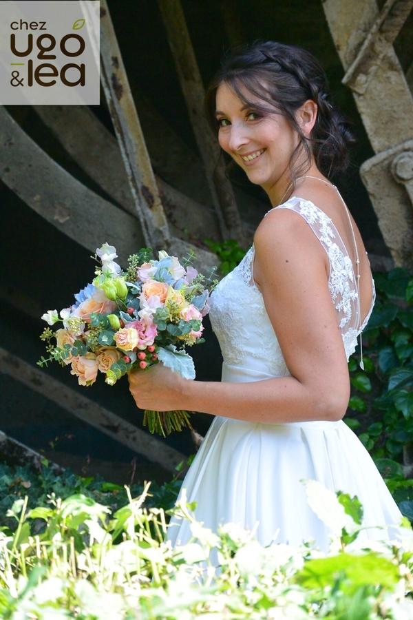 CHEZ UGO & LÉA Mariage Bouquet de Mariée 1