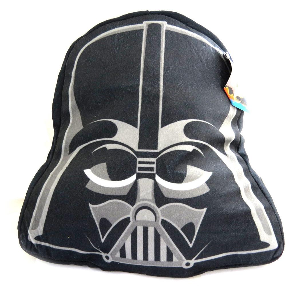Coussin forme peluche \'Star Wars\' Dark Vador (36 cm) - [M2690]