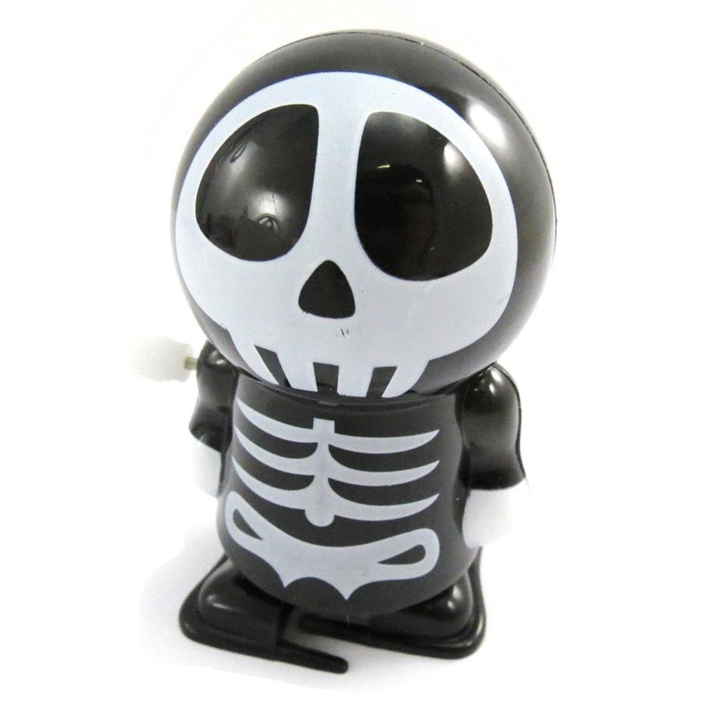\'Squelette Lumineux\' noir - [J5395]