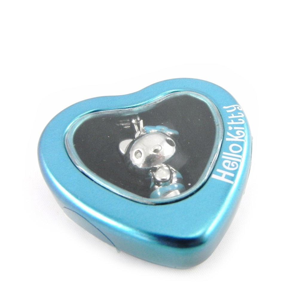 Bijou de portable \'Hello Kitty\' bleu  - [H1623]