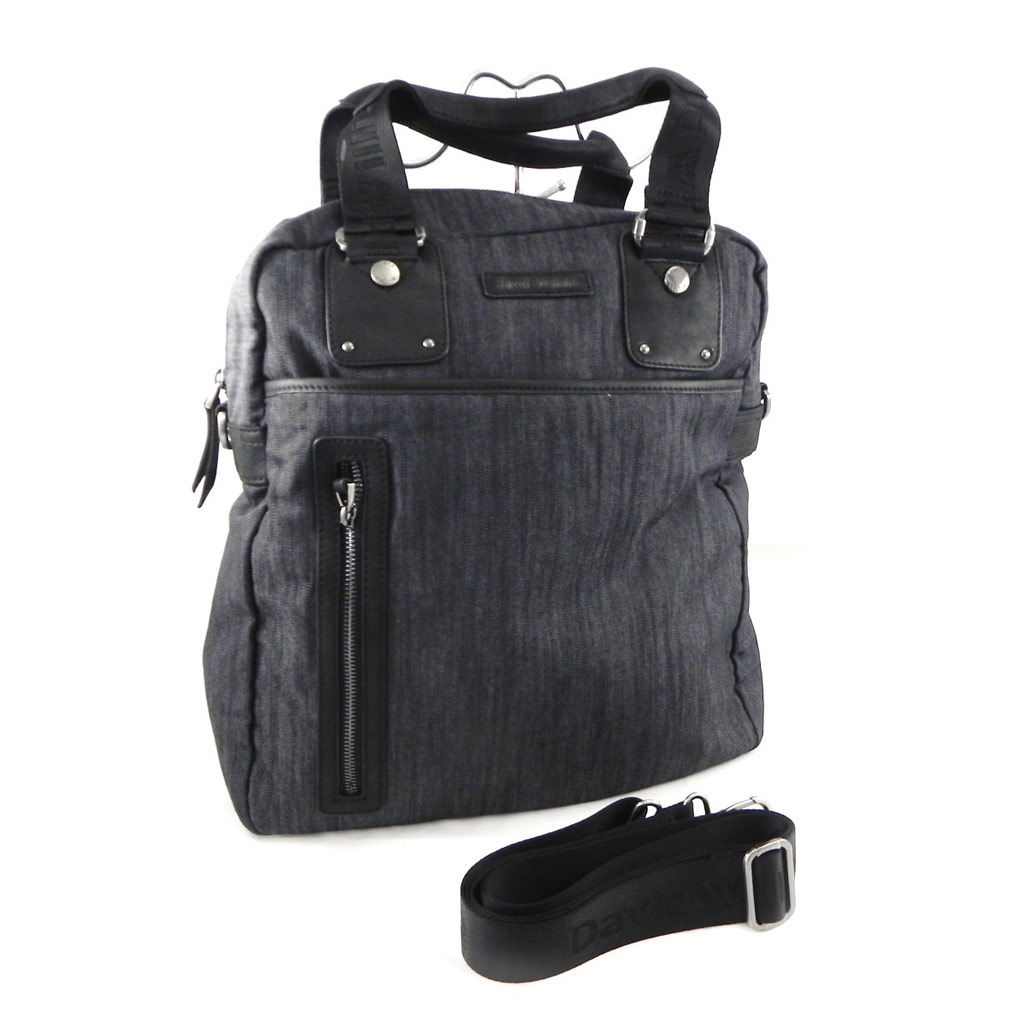 Sac \'David William\' noir - [H1752]