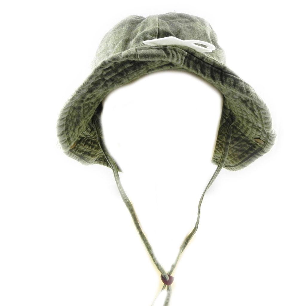 Chapeau \'Globe-trotteur\' kaki - [H2208]