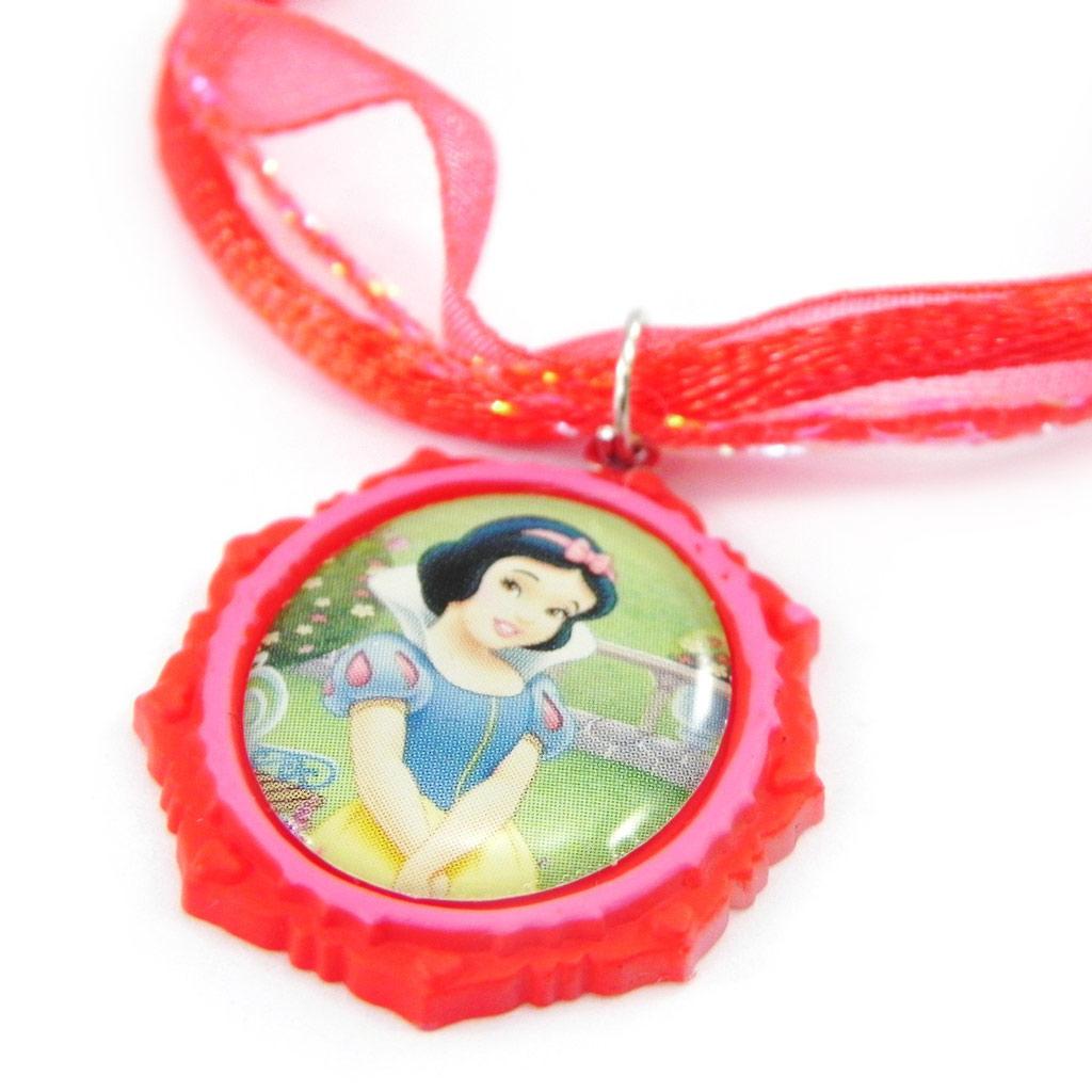 Bracelet enfant \'Princesses Disney\' rouge - [I1611]