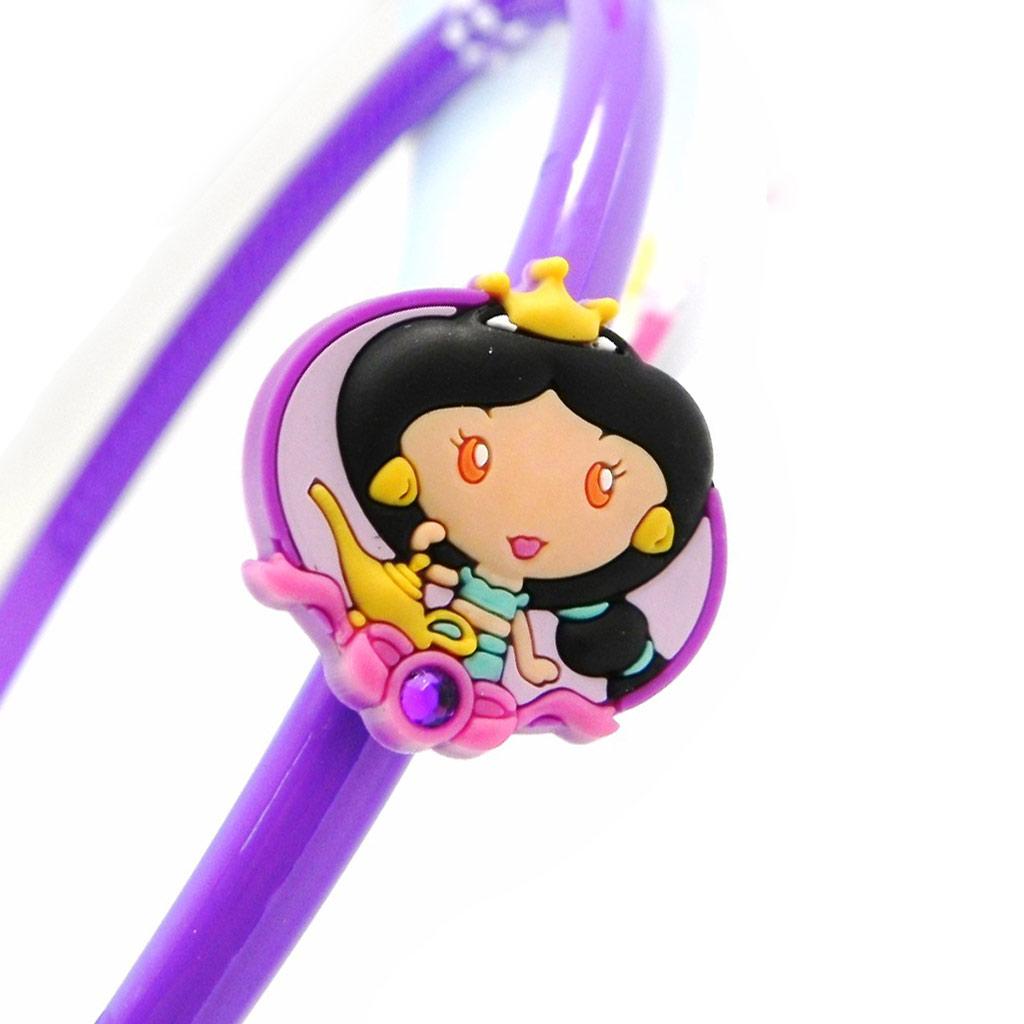 Serre-tête enfant \'Princess Jewels\' violet - [I1722]