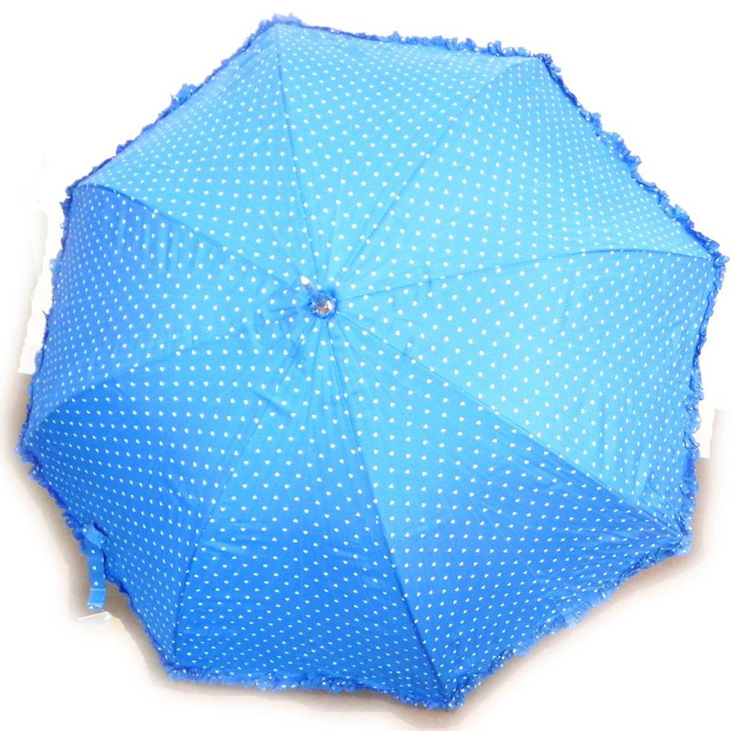 Parapluie \'Love\' bleu - [I1845]