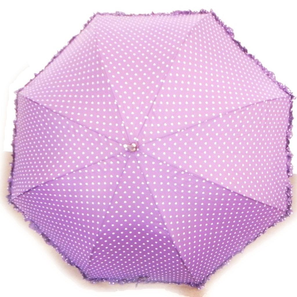 Parapluie \'Love\' violet - [I1847]