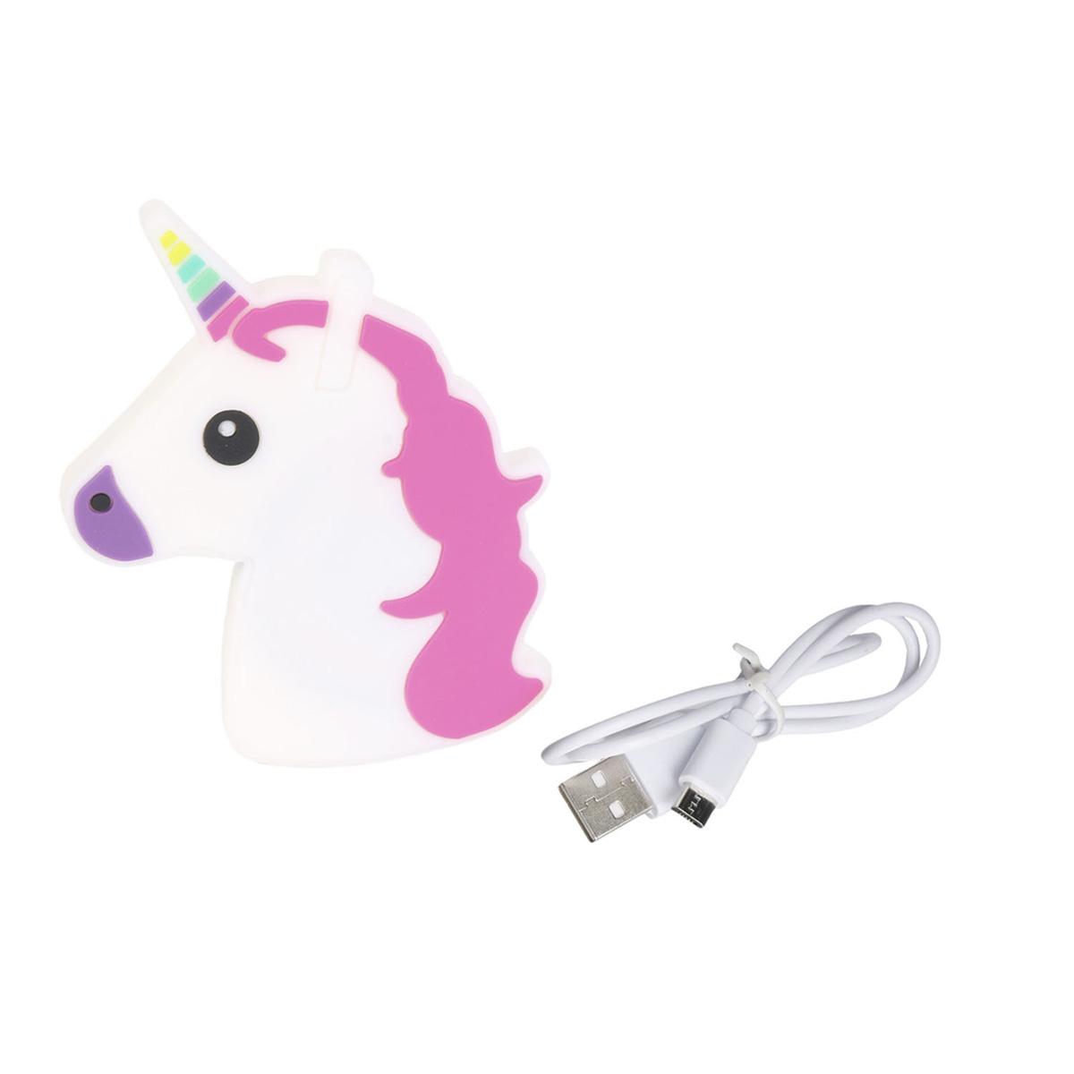 Chargeur à induction \'Licorne My Unicorn\' - 10x73 cm - [R0323]