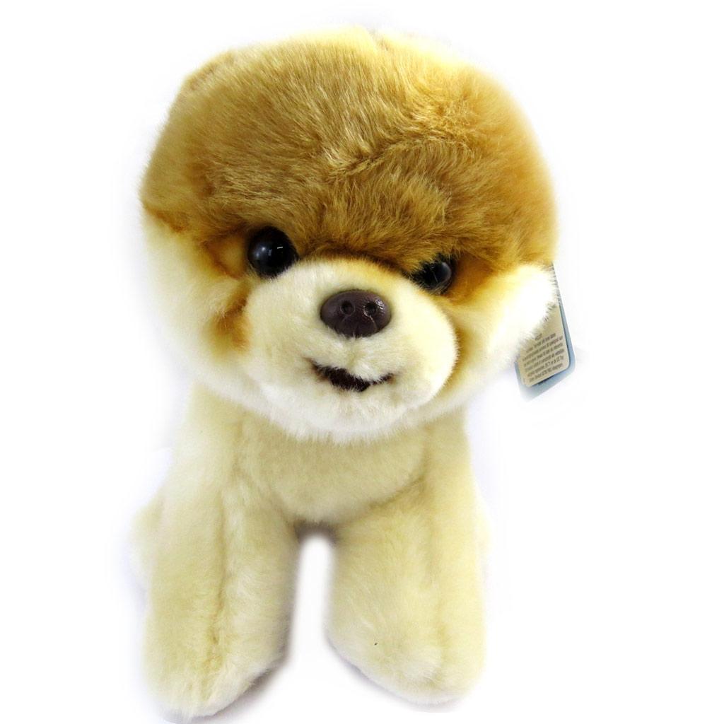 Peluche design \'Baby Chow Chow\' beige (23 cm) - [M1347]