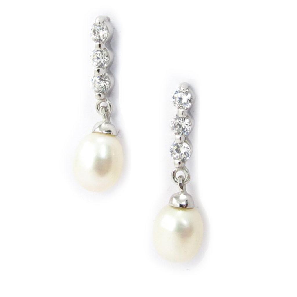 BO Argent \'Pearl Beauty\' Blanc - [F6230]