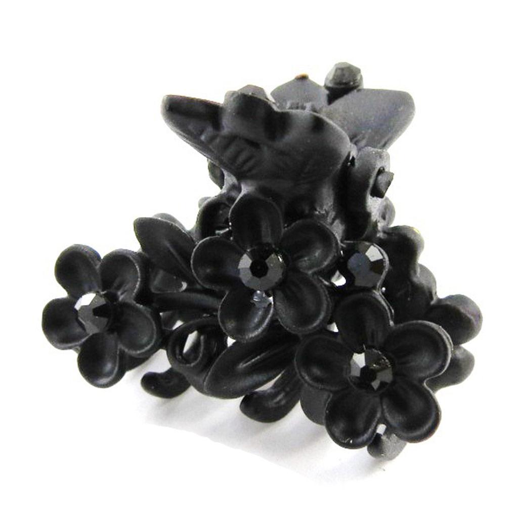 Mini Pince créateur \'Sissi\' noir - [J1711]