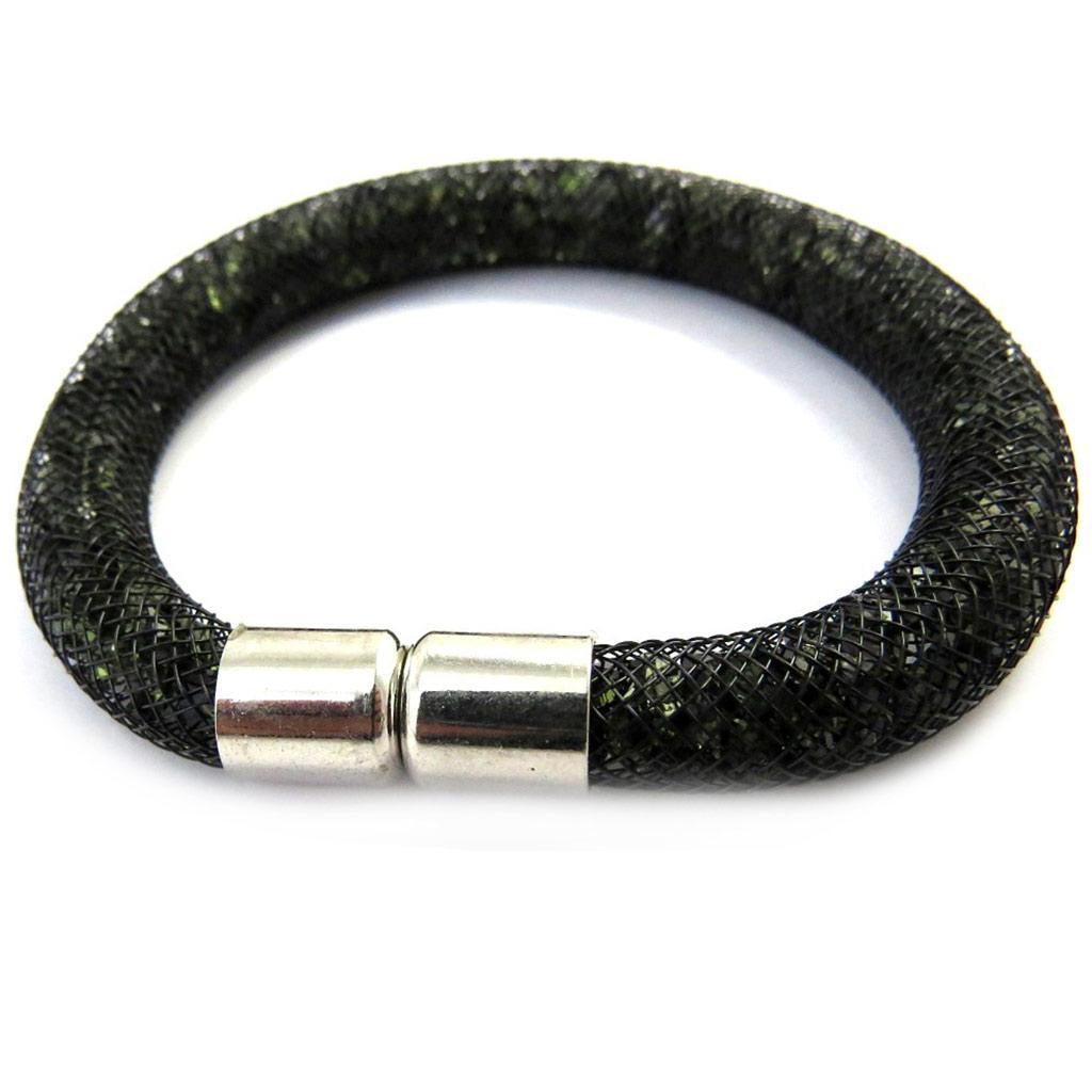 Bracelet Créateur \'Joyaux\' vert - [M1921]