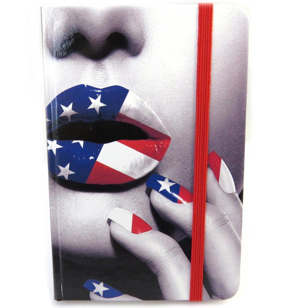 Carnet Intime \'America\' kiss - [M2189]