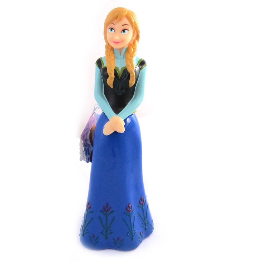 Gel douche 3D \'Frozen - Reine des Neiges\' Anna - 250 ml - [M2698]