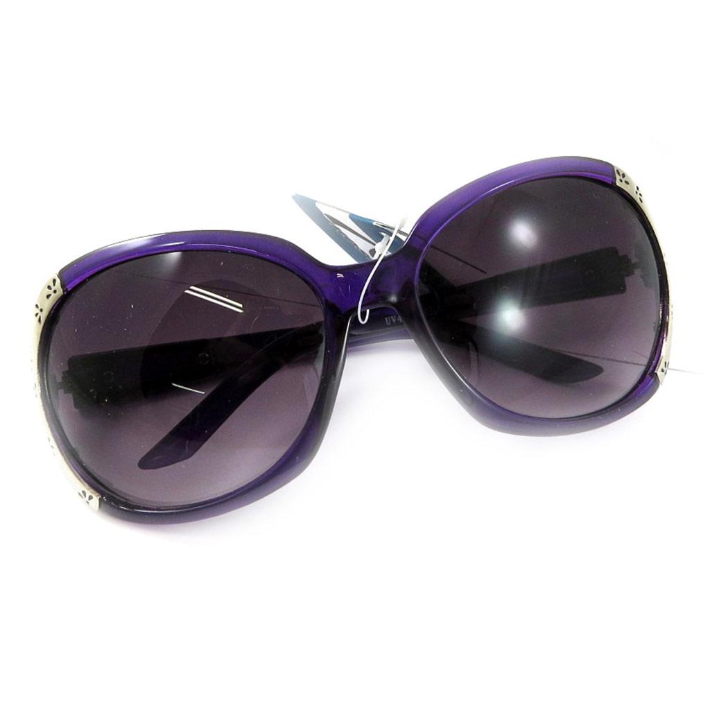 Lunettes de Soleil \'Kost\' violet - [G3929]